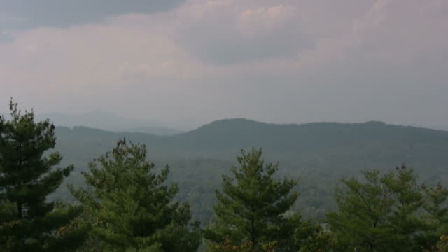 Blue Ridge Mountains video