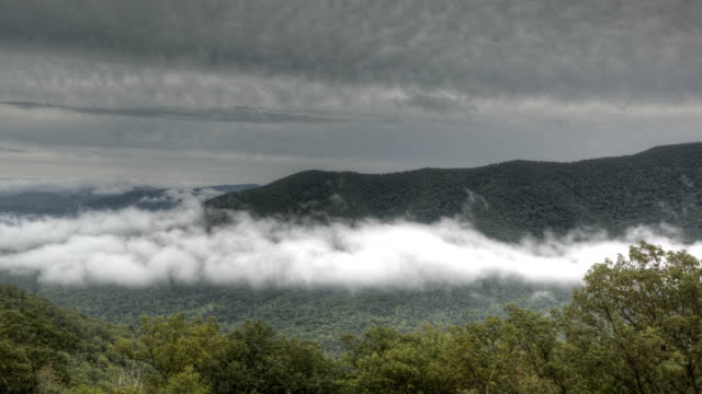 Blue Ridge Parkway Valley video