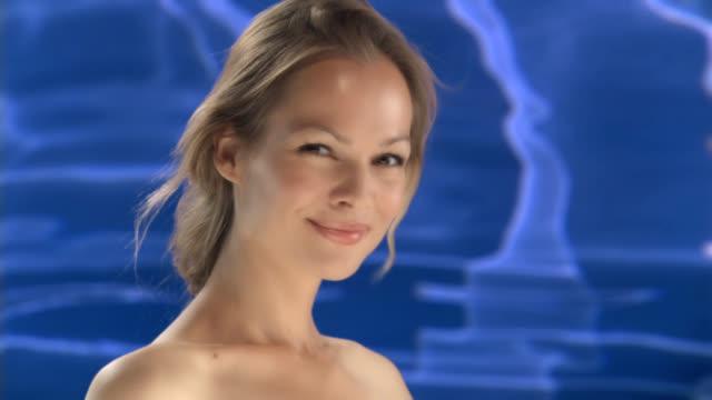 Blue screen, Natural Beauty video
