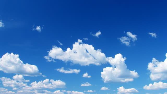 Blue Sky in HD video