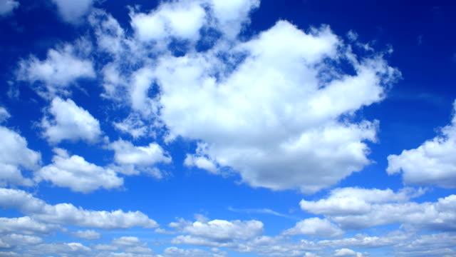Blue sky-HD video