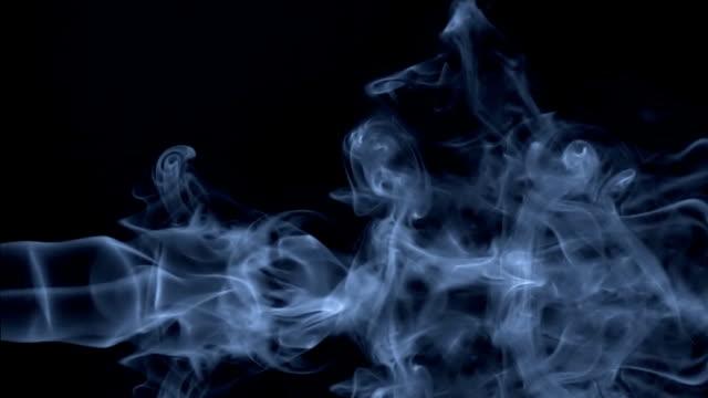Blue Smoke Texture video