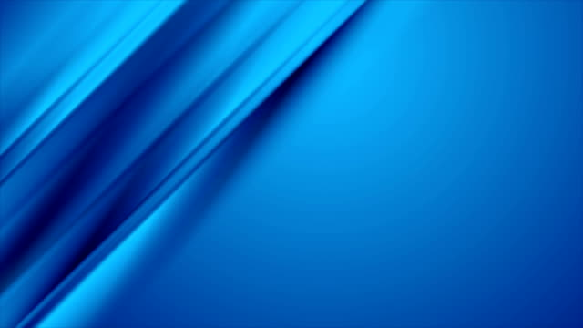 블루 부드러운 대각선 줄무늬 추상 비디오 애니메이션 - 틸트 스톡 비디오 및 b-롤 화면