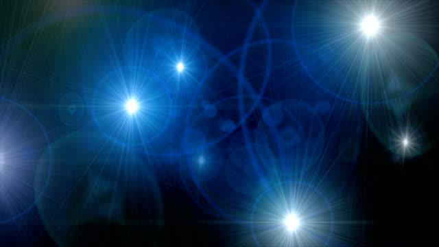 Blau mit Sternen – Video