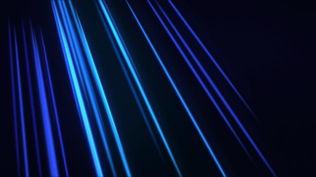 Blue Streaks, Looping HD Background video