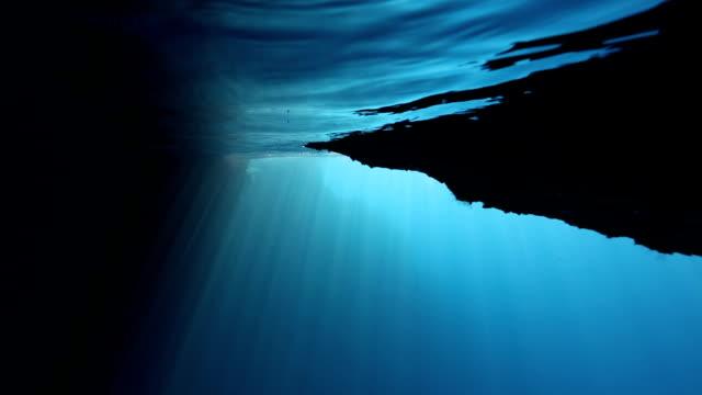 blå under vattnet scen - 2015 bildbanksvideor och videomaterial från bakom kulisserna