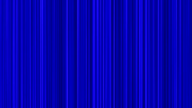 Blue Vertical Lines Background Loop video