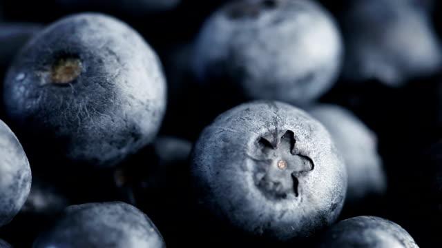 Blueberries Macro Loop (Full HD)