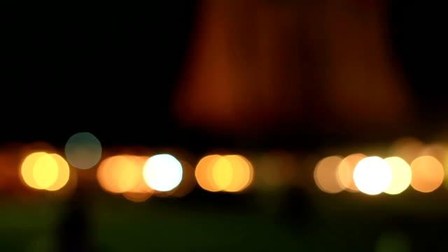 blur shot, Hot air balloon festival party video