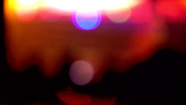 blured bakgrund nattscen i part nattklubb - disco lights bildbanksvideor och videomaterial från bakom kulisserna