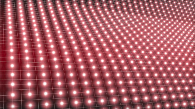 blurred glowing motion particles animation background video