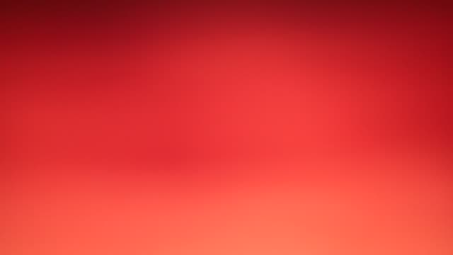 Blurry red art textile smooth video background