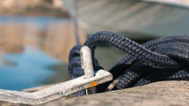 båt förtöjd till ön - bohuslän nature bildbanksvideor och videomaterial från bakom kulisserna