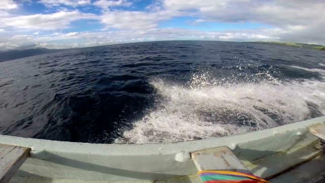boat ride - skrov bildbanksvideor och videomaterial från bakom kulisserna