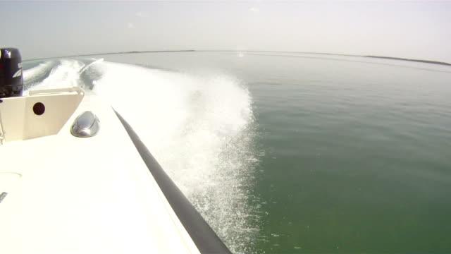 Boat Speed video