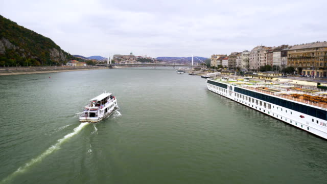 Boat Tourism in Budapest video
