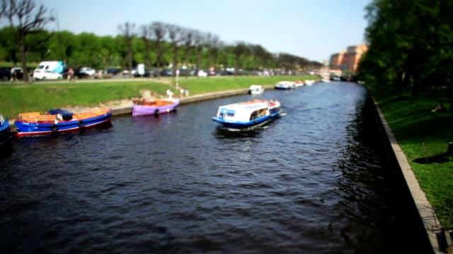 boat trip Film Tilt video