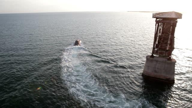 Boating In Ocean video