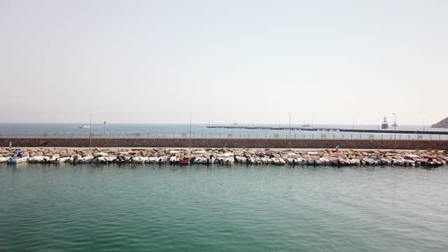 Boats and small ships moored in port Boats and small ships moored in port international match stock videos & royalty-free footage