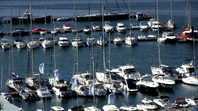 boats and yachts video