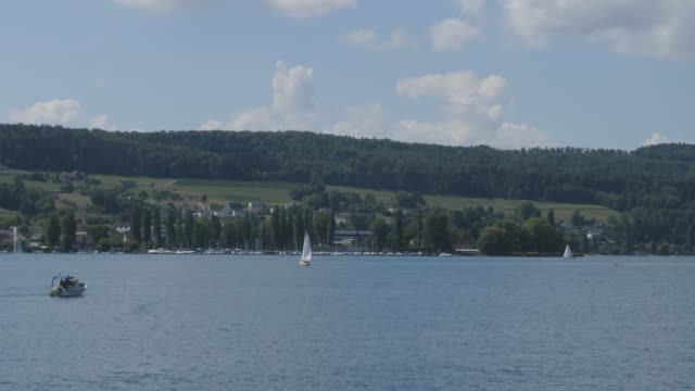 bodensee Pan left- Lake Constance video