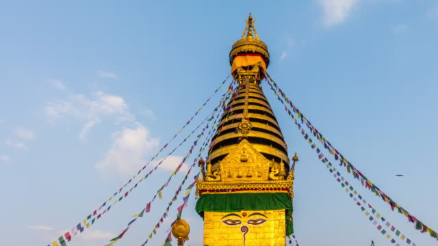 Bodnath Stupa video