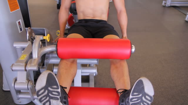 ボディビルダー - 人の筋肉点の映像素材/bロール