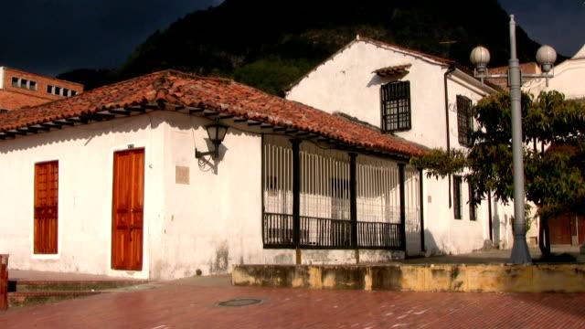 HD: Iglesia de Bogotá - vídeo