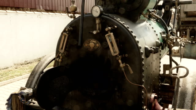 Boiler and Steam Engine Firebox video