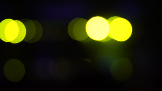 Bokeh light stage