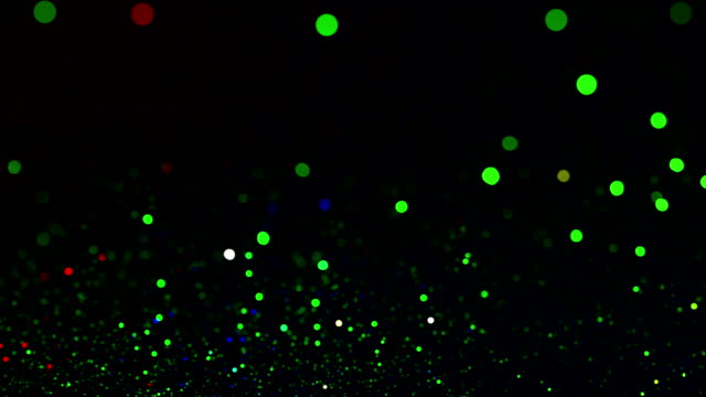 Bokeh Lights. video