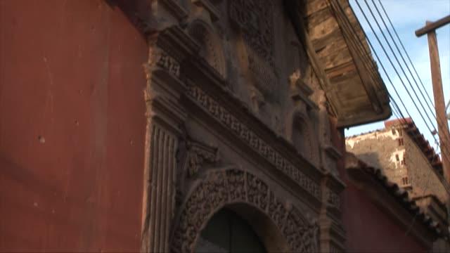 vídeos y material grabado en eventos de stock de bolivia, potosi - viaje a sudamérica