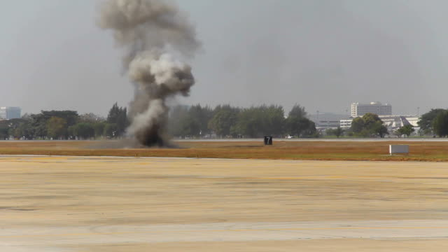 Bombing. video
