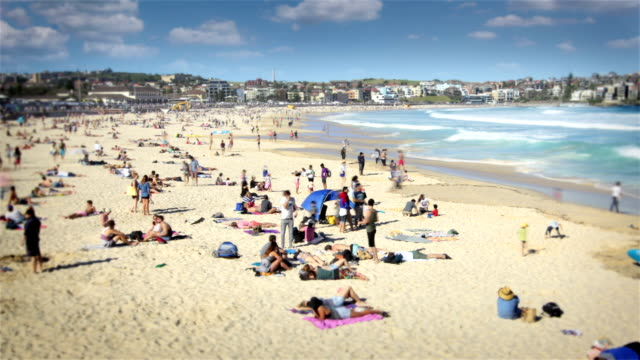 Bondi Beach, Sydney video