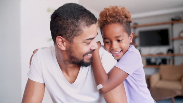 Bonding between dad and daughter