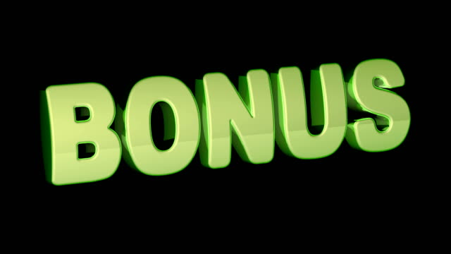 bonus. footage with 4k resolution has alpha channel. - bonus video stock e b–roll