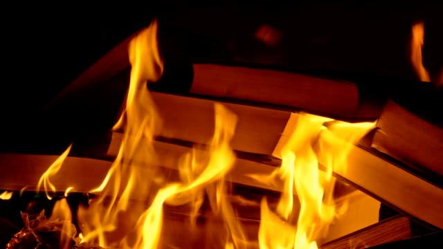 Book Burning - Censorship Concept 3