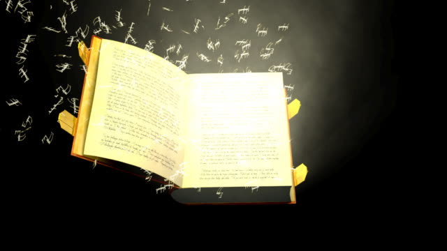 Book of Magic, isolated video