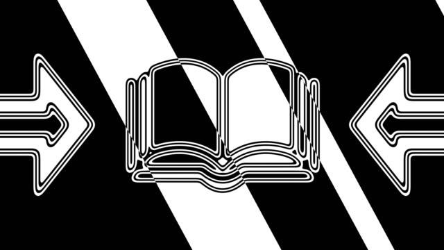 stockvideo's en b-roll-footage met boek - magazine mockup