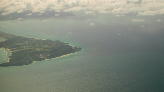 Boracay Island Aerial View video