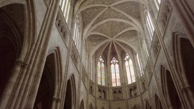Bordeaux Cathedral interior