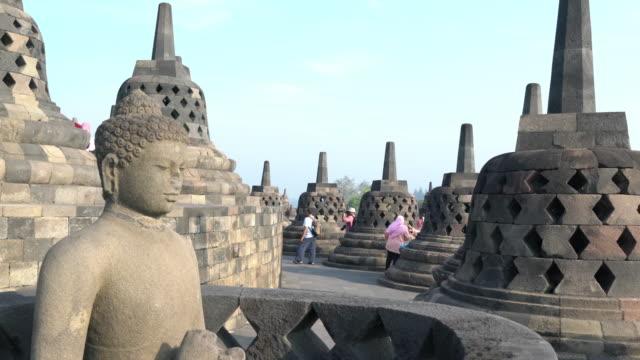 Borobudur temple video