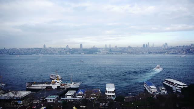 Bosphorus Timelapse video
