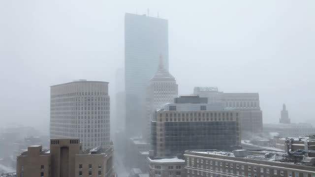 Boston Blizzard of 2015 video