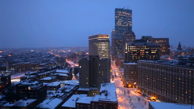 Boston Blizzard of 2015 video
