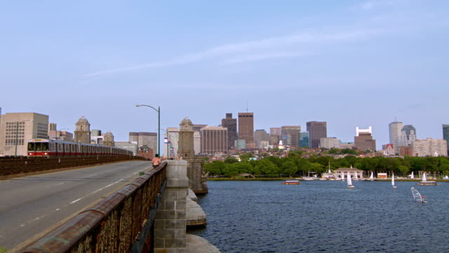 Boston bridge video