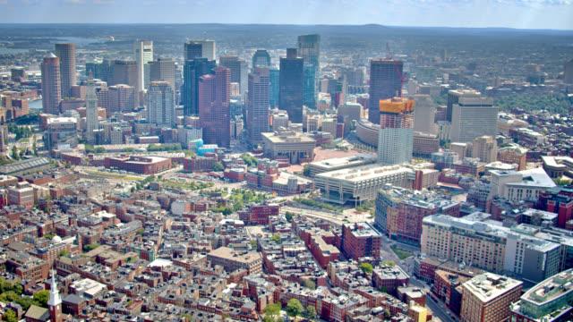 Boston Financial District – Video