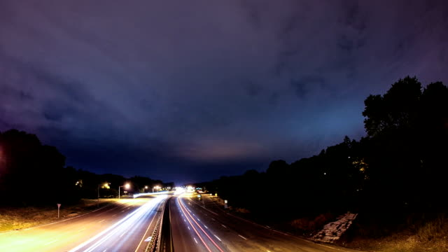 Boston Highway Timelapse: Route video