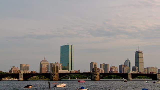 Boston river video