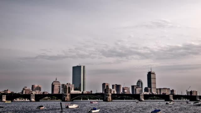vídeos de stock, filmes e b-roll de cidade de boston - nordeste